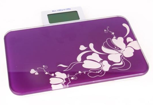 Beauty printing digital body scale