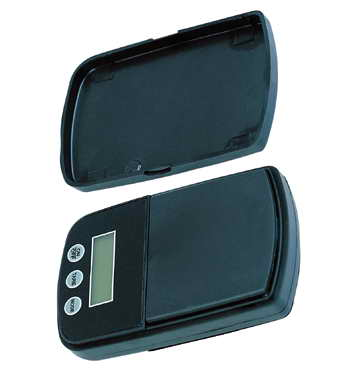 Digital mini pocket scale with 0.1g