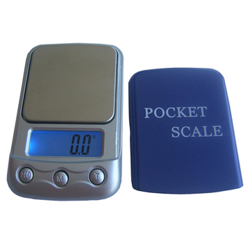 0.01g Pocket Scale
