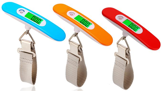 Luggage Weighing Scale New Design