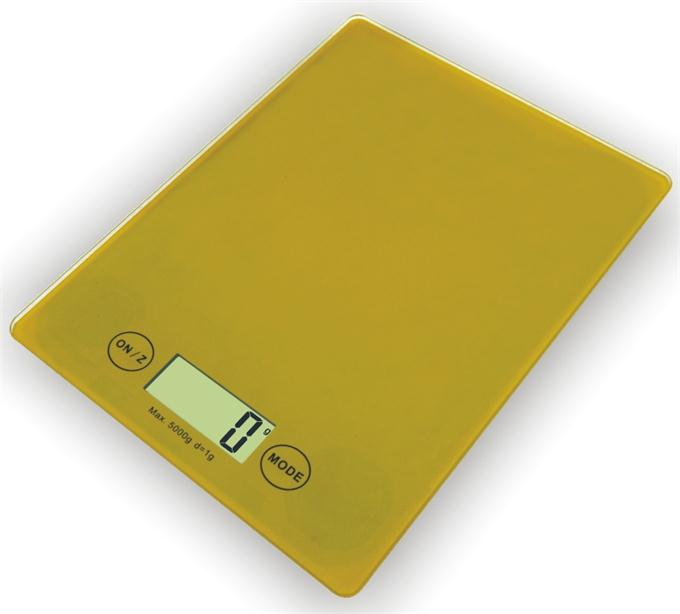 Slim Touch Glass Kitchen Scale