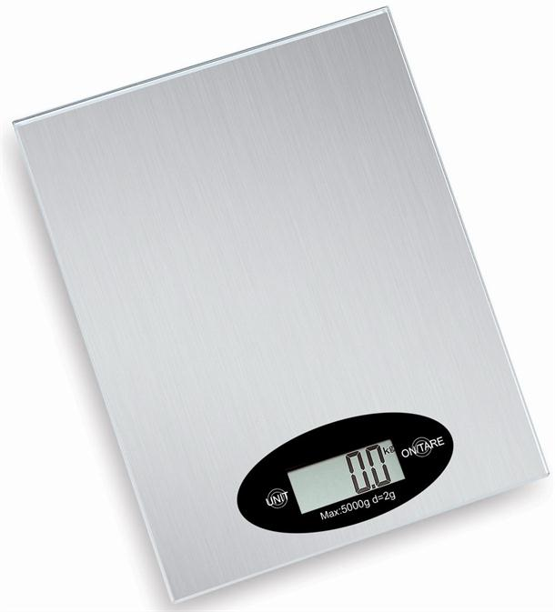 Stainless Steel Touch Kitchen Scale