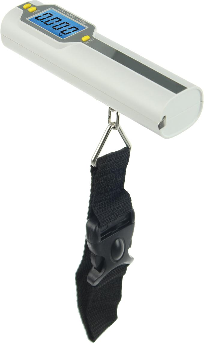 Nice digital luggage scale with measure tape