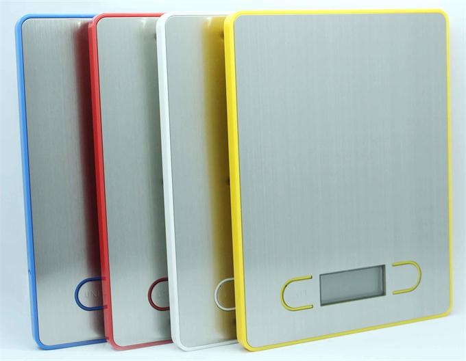 S&S Kitchen Scale slim design
