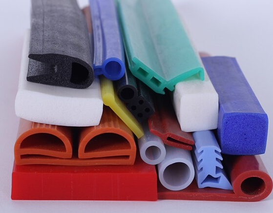 Extrusion Plastic PVC Rubber Door Sealing Strip