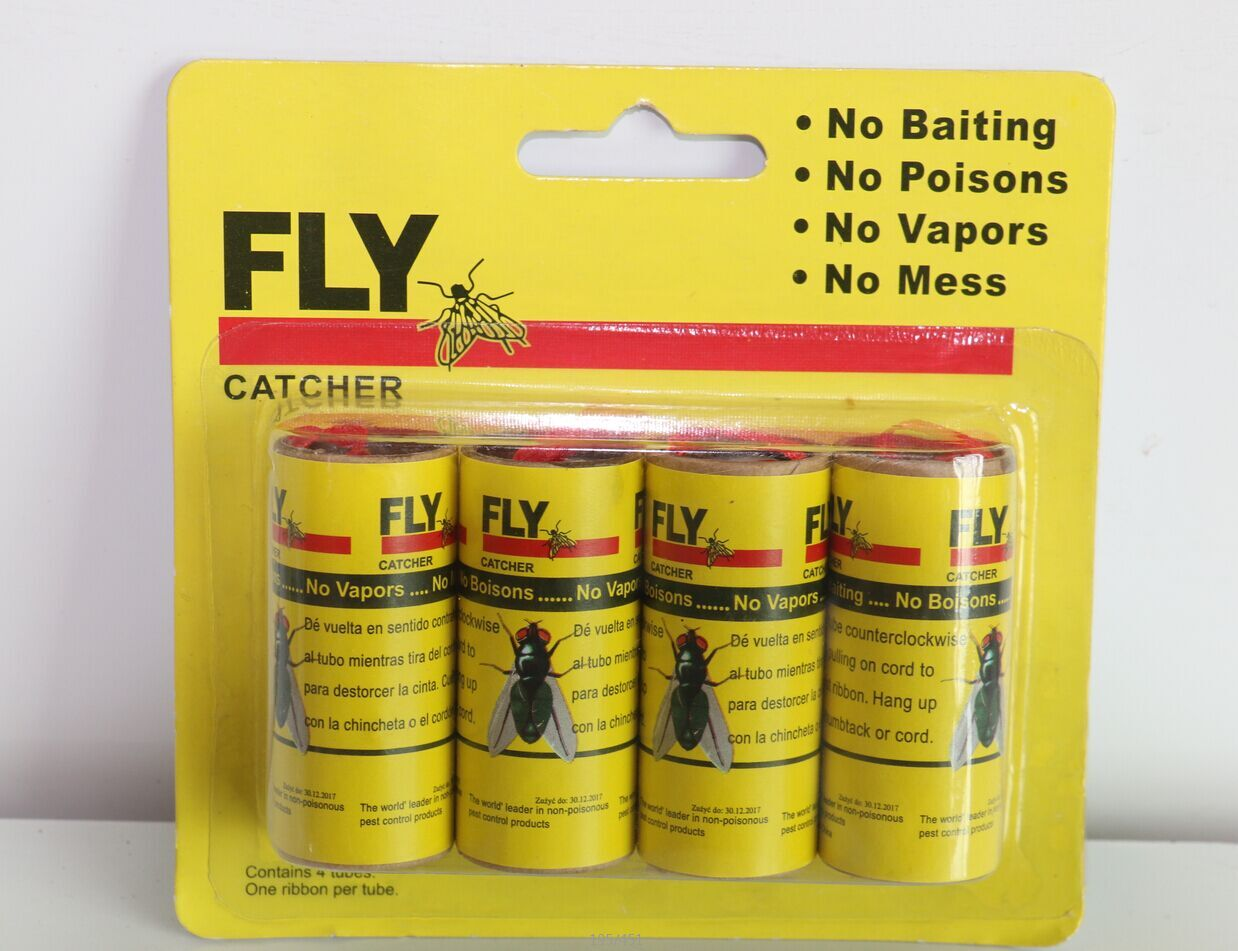 Fly Ribbon Catcher